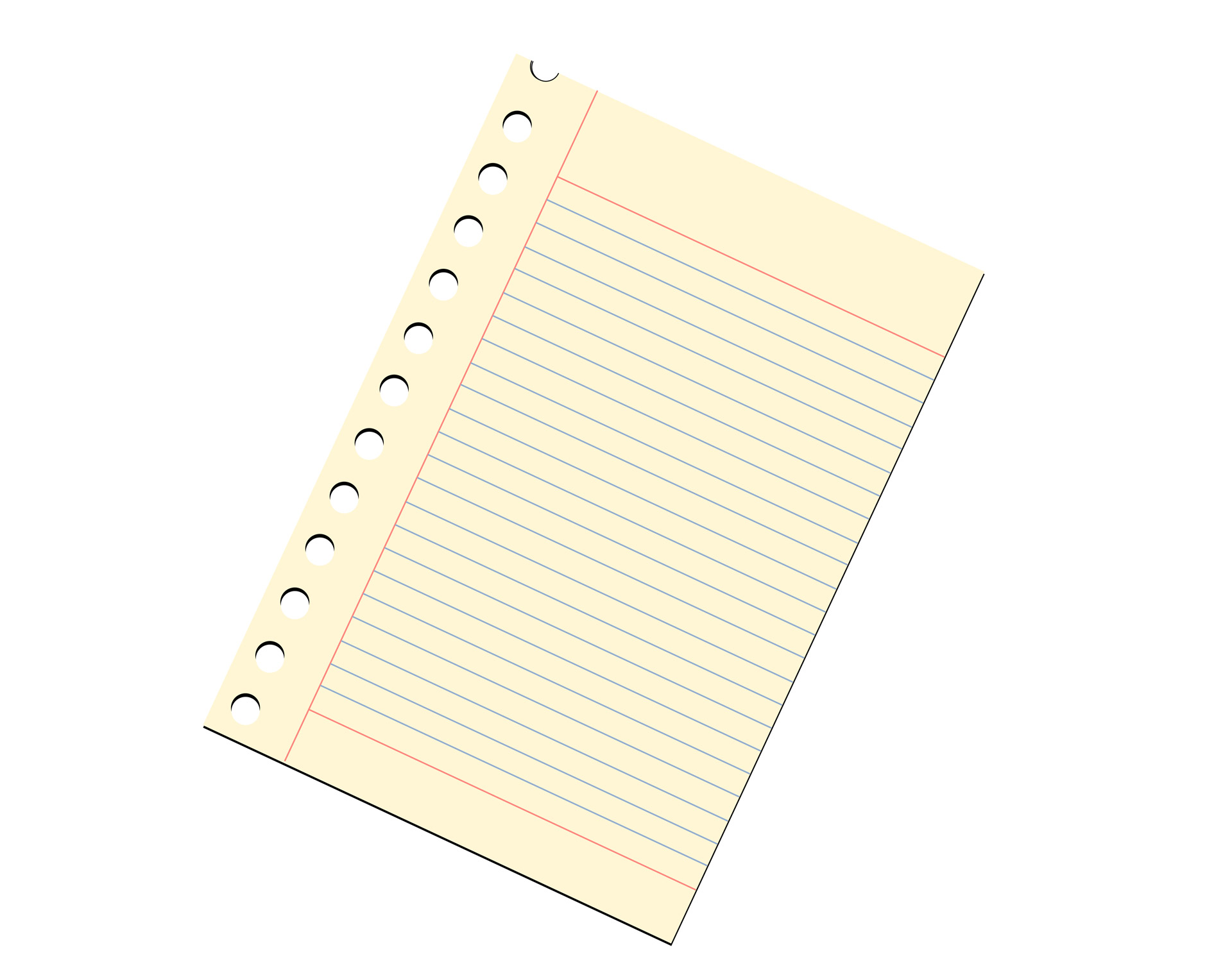 Paper clipart note taking  Wallpapers Free Wallpaper Quality