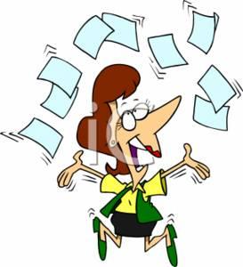 Paper clipart paperwork Clipart paperwork%20clipart 20clipart Panda Paperwork