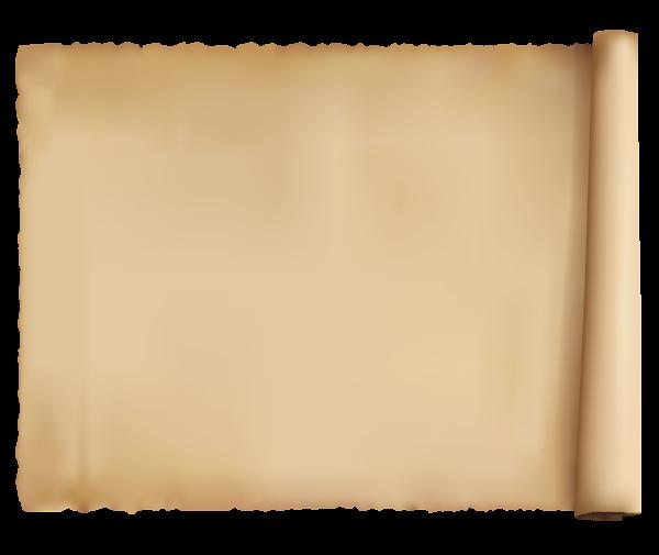 Paper clipart papyrus Clipart PNG Fair Reading Clipart