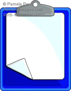 Paper clipart piece paper Paper a Attached Attached a