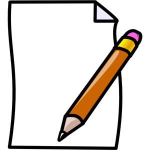 Paper clipart quiz Art Paper clip an images