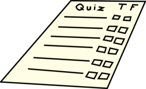 Larger clipart quiz competition Quiz online quiz id clipart