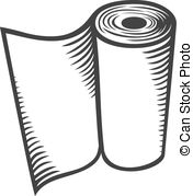 Paper clipart roled Clip paper Stock Paper paper