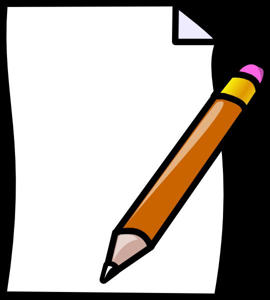 Pen clipart border  Art Clip · small