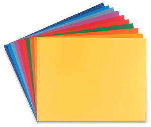 Paper clipart yellow color BLICK Color Assorted Canson Mi