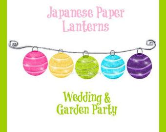 Paper Lantern clipart Art Paper Garden download Original