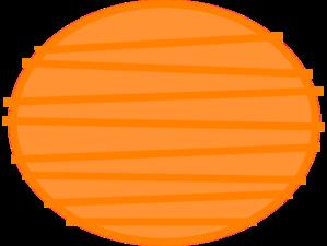 Paper Lantern clipart Clker Orange Art Art Lantern