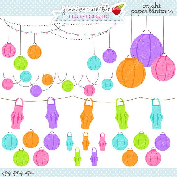 Paper Lantern clipart Il_570xn OK Cute Paper
