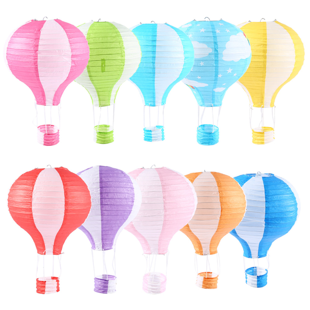 Paper Lantern clipart birthday party decoration Rainbow Wedding Lantern Decoration Paper
