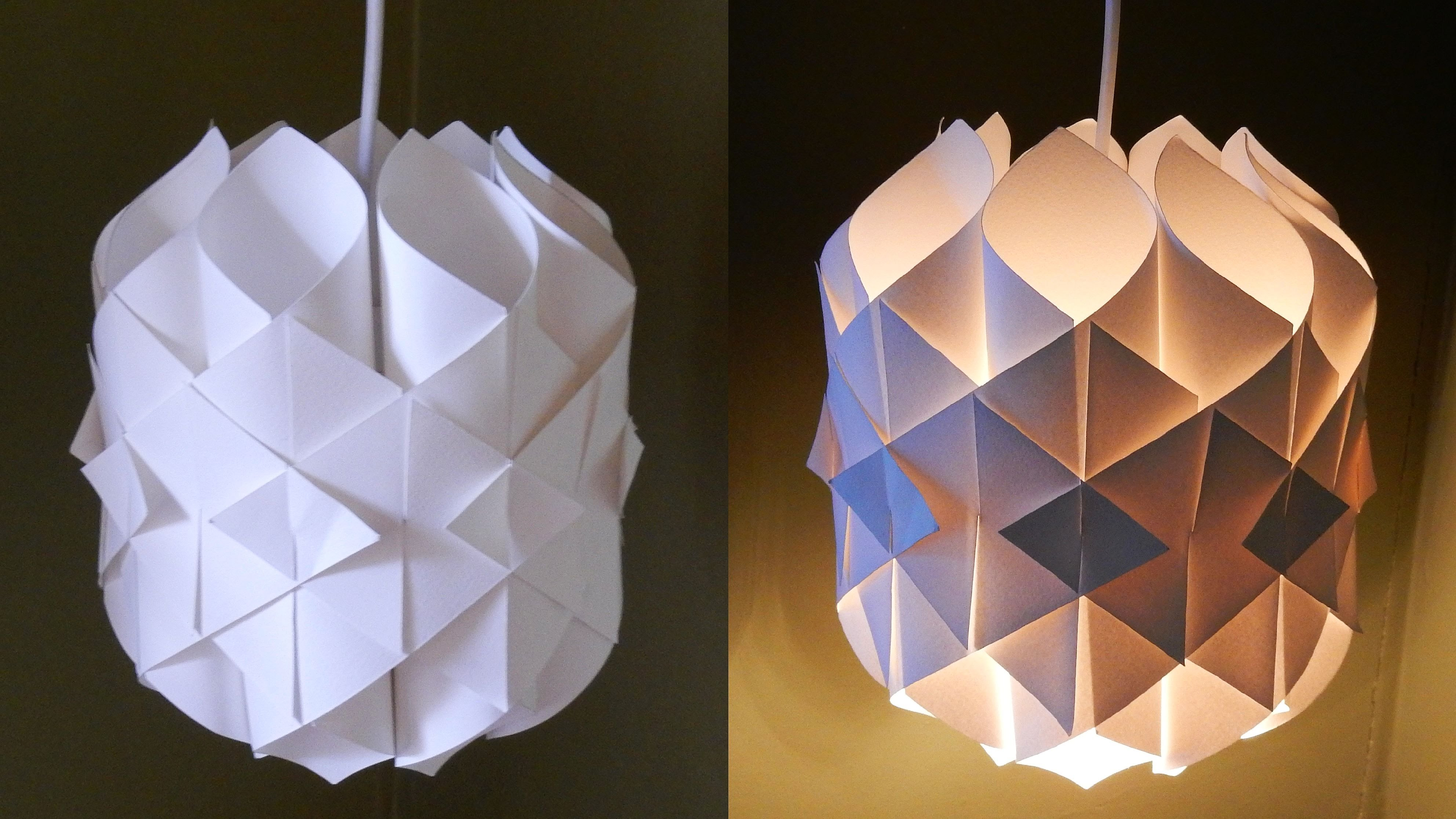 Paper Lantern clipart hanging light A paper paper pendant (Cathedral