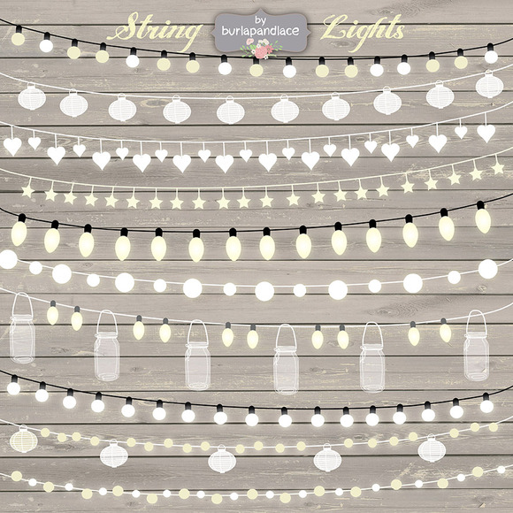 Paper Lantern clipart ramadan Market Market on Clipart Lights