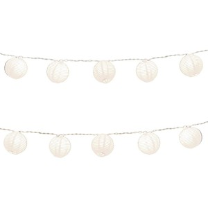 Paper Lantern clipart light strand Round Lights LumaBase Paper Electric
