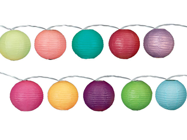 Paper Lantern clipart light strand In post that green cords