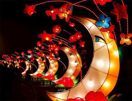 Paper Lantern clipart moon festival Kids best Autumn images 30
