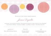 Paper Lantern clipart pastel Colors