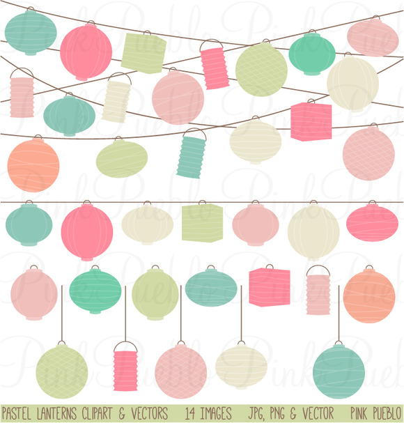 Paper Lantern clipart ramadan On by on Lantern Creative