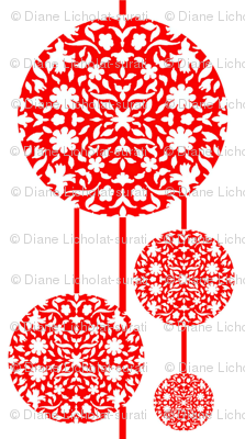 Paper Lantern clipart red chinese Lanterns Paper Middle zsmama Back