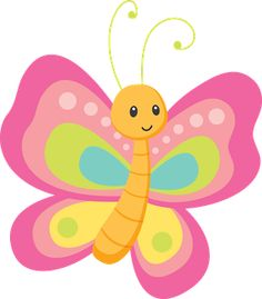 Papillon clipart cartoon DE ROCIO on MARIPOSAS Papillon