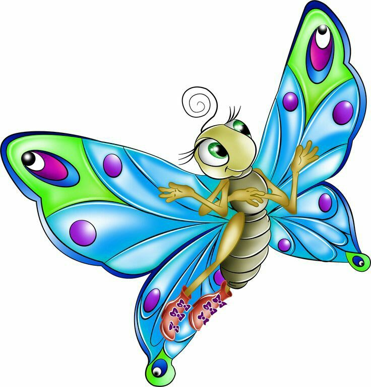 Papillon clipart bug 50 Bugs frogs Find best