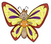 Papillon clipart bug GROS PTITS  Результат BISOUS