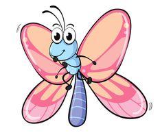 Papillon clipart bug Insectes Bugs Papillon en