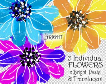 Papillon clipart summer Color Flower Download Flowers Dog