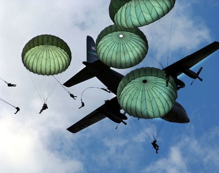 Parachute clipart airborne Best images Pinterest this on
