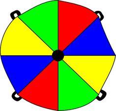 Parachute clipart kid parachute Suggestions game parachute List game