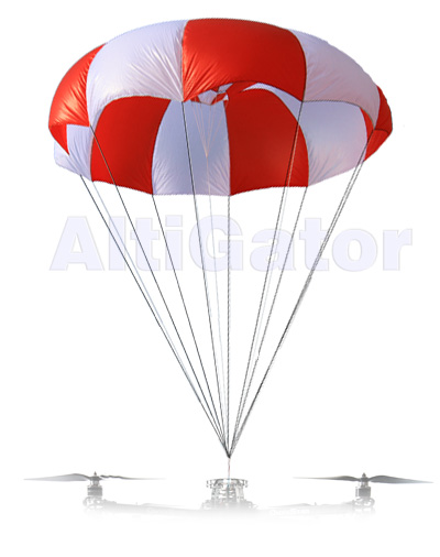 Parachute clipart paragliding Drones Multirotor systems up 12Kg