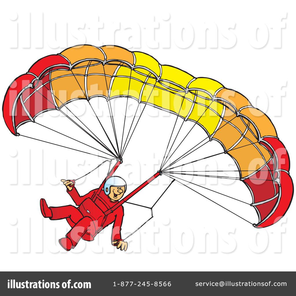 Parachute clipart paragliding Illustration Paragliding Clipart Clipart #41905