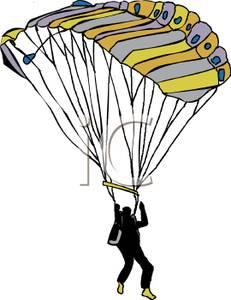 Parachutist clipart Download Parachute Clipart free Clipart