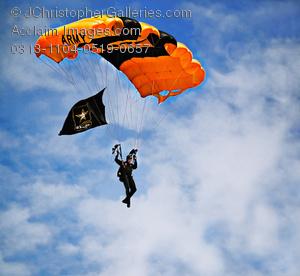 Parachutist clipart army parachute Stock Images photography parachute photography