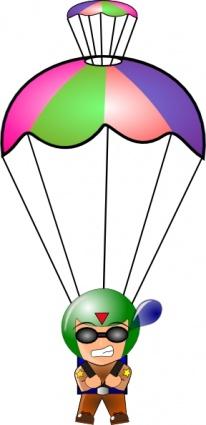 Parachutist clipart cute Clip Clip 1 clip (Page