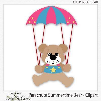 Parachutist clipart cute Free Parachute Clipart Images 20clipart