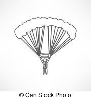 Parachutist clipart kid parachute Clipart 742 Stock Parachute collection