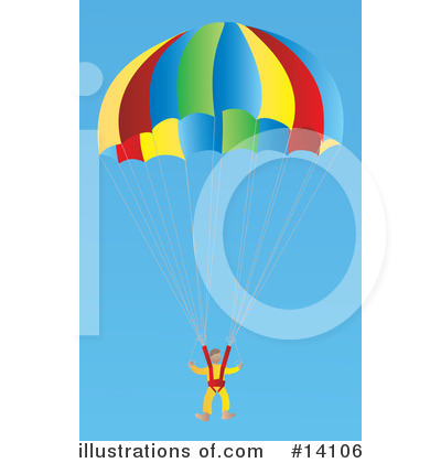 Skydiving clipart parasail Parachute Rasmussen #14106 by Images
