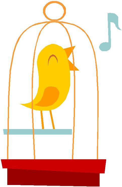 Cage clipart pet bird Art bird Clip – Pet