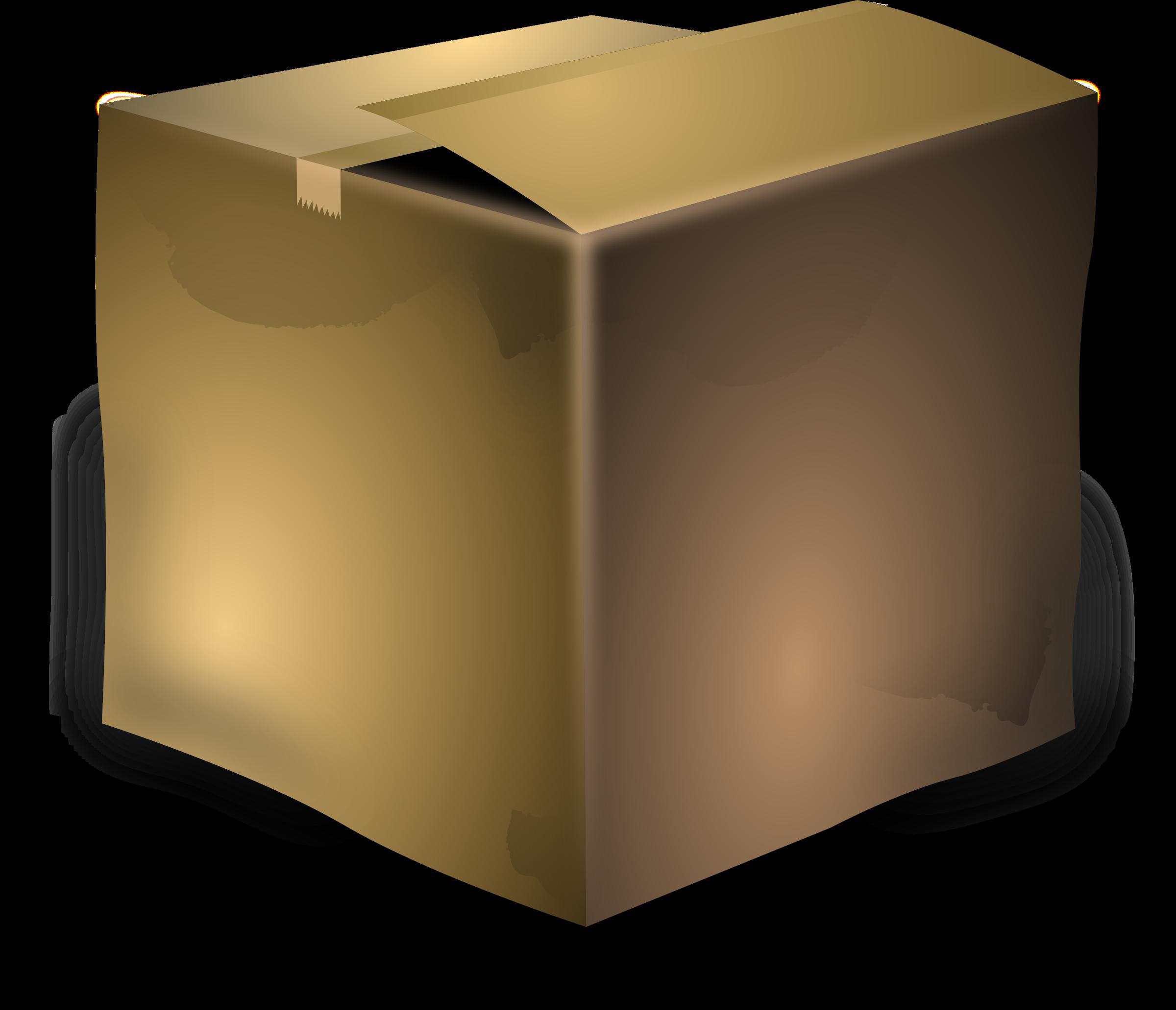 Parcel clipart cardboard box Cardboard Cardboard Clipart Box Box