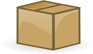 Box clipart shipping box Shipping Box Clipart Box Domain
