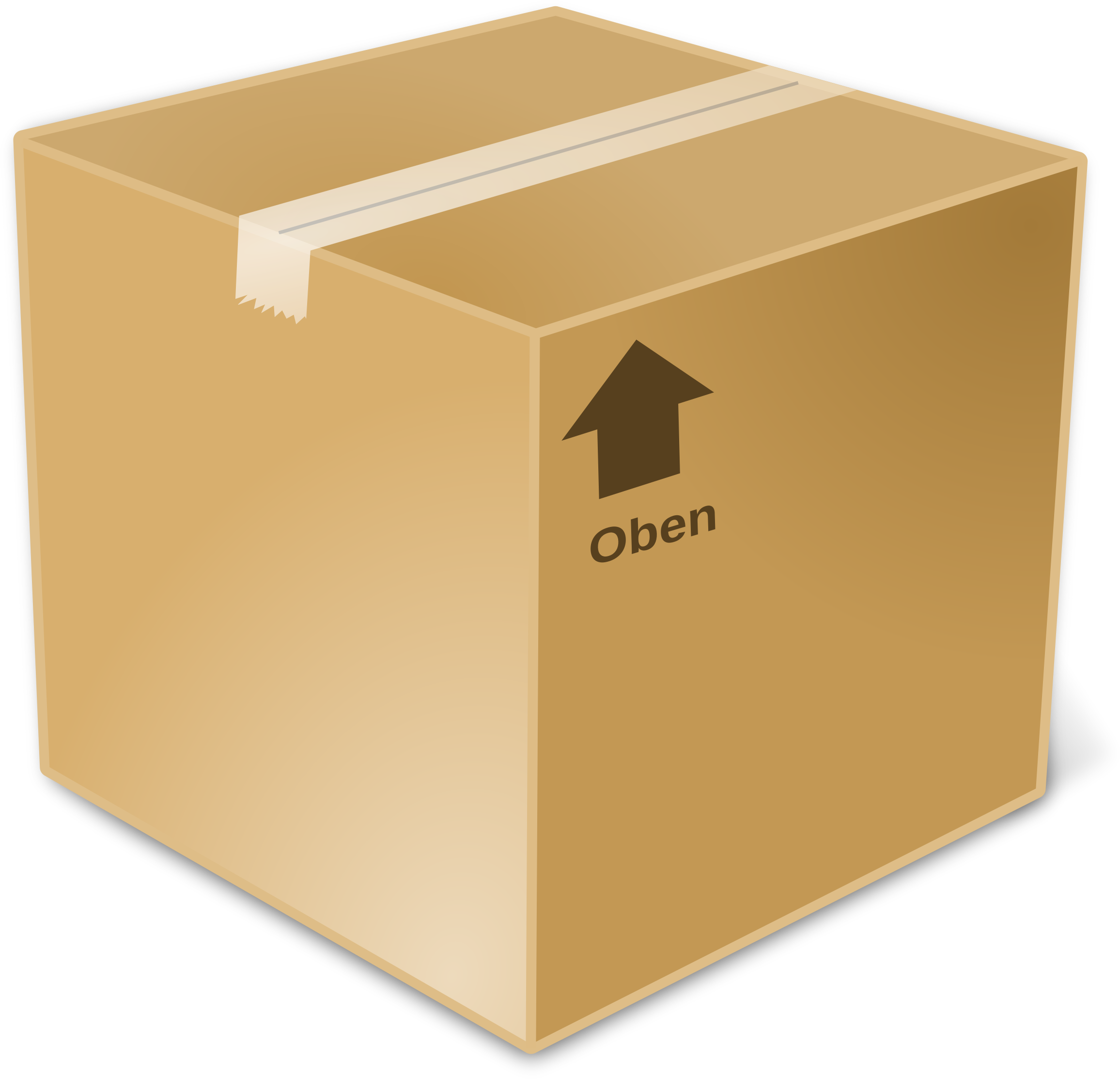 Parcel clipart closed box Clip Free Panda Clipart Package