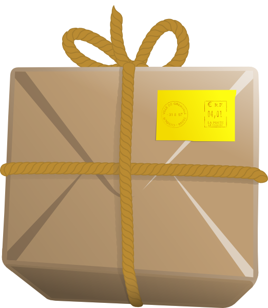 Parcel clipart packet Delivery or offers COMMUNICATIONS up