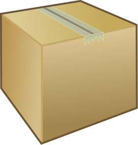 Parcel clipart packet Package cliparts Clipart Shipping Package