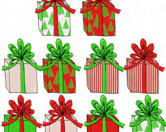 Parcel clipart packet Cliparts Clipart Package Packet Christmas