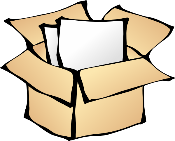 Parcel clipart packet Packaging – Art Download Clip