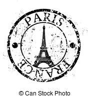 Paris clipart Illustration famous Paris Paris 18