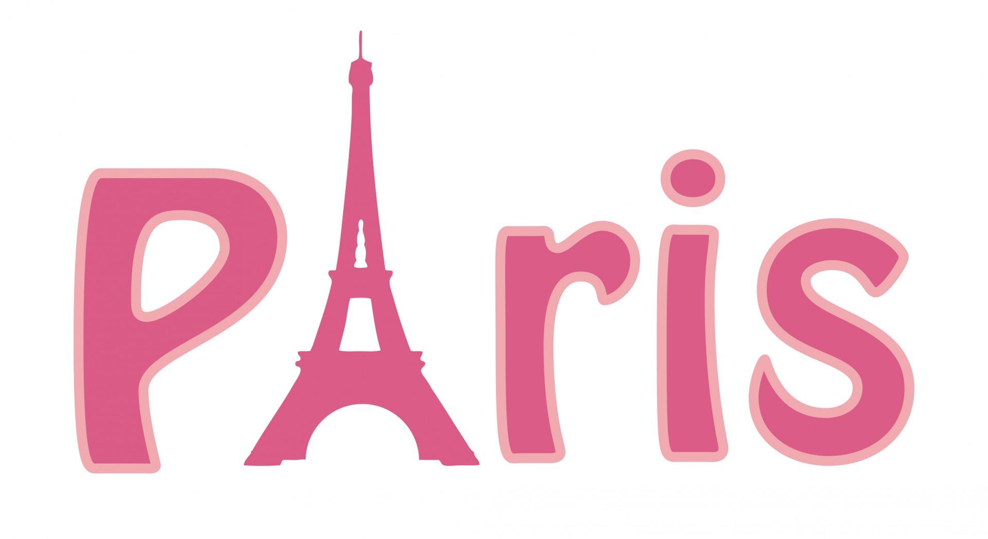 Paris clipart Paris Eiffel Eiffel Clipart Domain