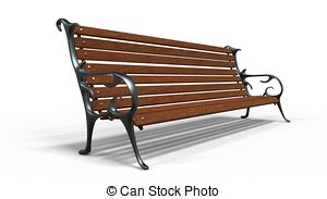 Park Bence clipart Clipart Park bench collection clipart