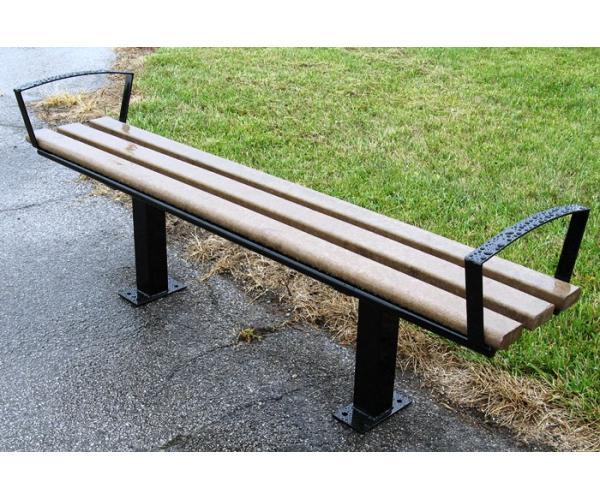 Park Bence clipart bus stop bench #14