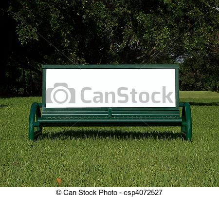 Park Bence clipart bus stop bench #11
