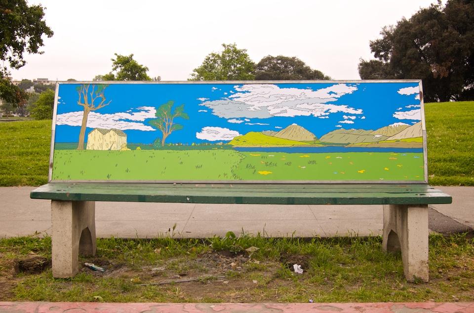 Park Bence clipart bus stop bench #10